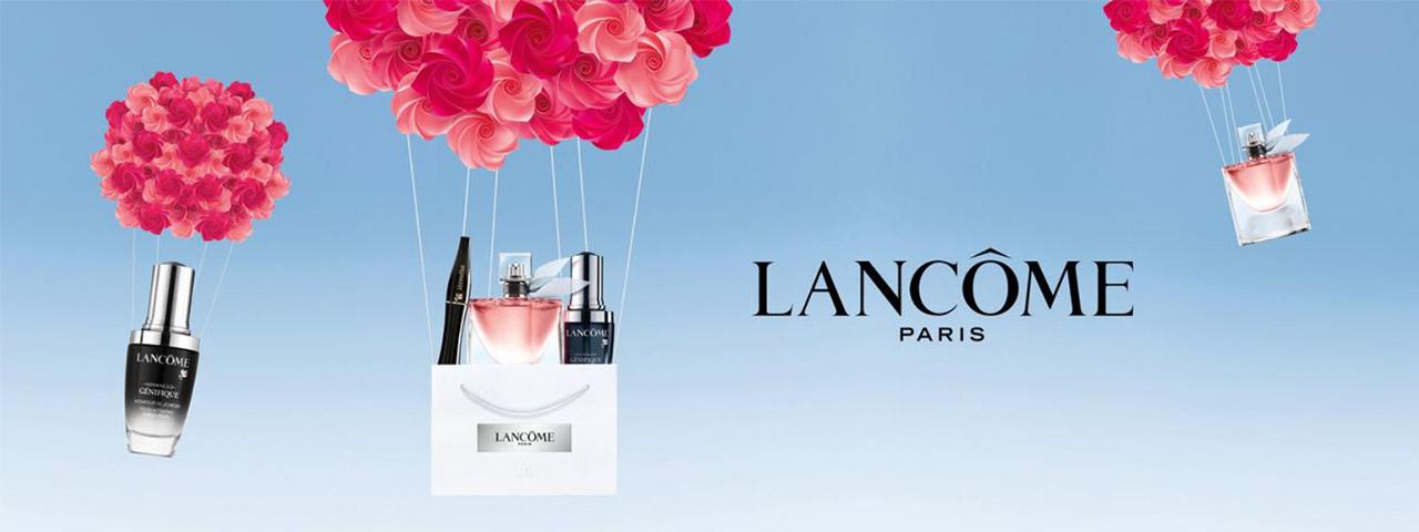 Lancôme-Geschenk-Aktion