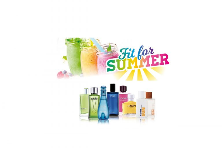 Exklusive Sommer Geschenk-Aktion: Fit for Summer