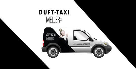Mellers Duft-Taxi