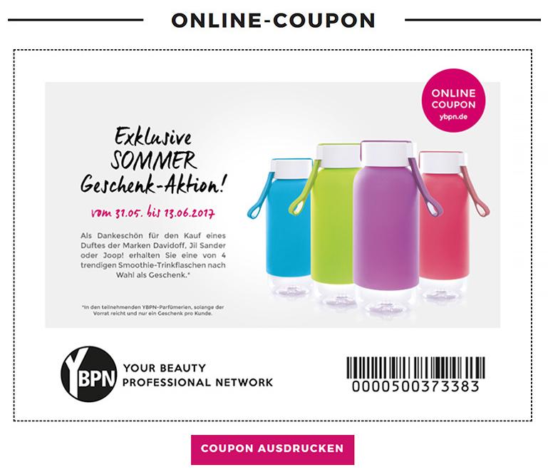 Summer-Geschenk-Aktion