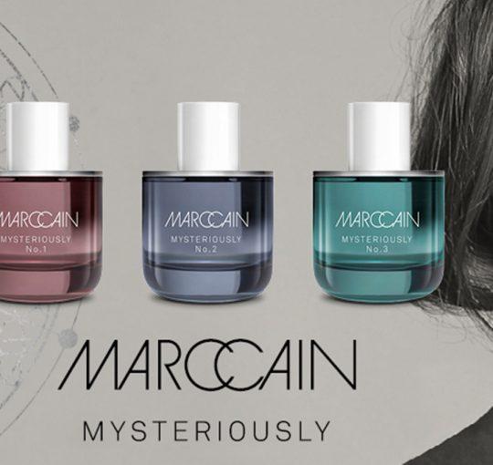 Erste Duftlinie von Marc Cain