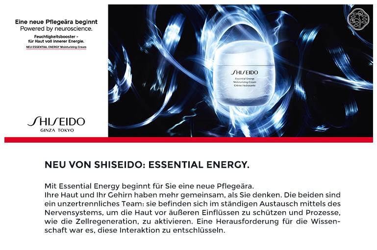 Parfümerie-meller-shiseido-aktion