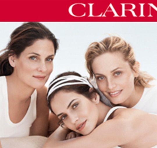 Clarins – Jedes Alter ist schön