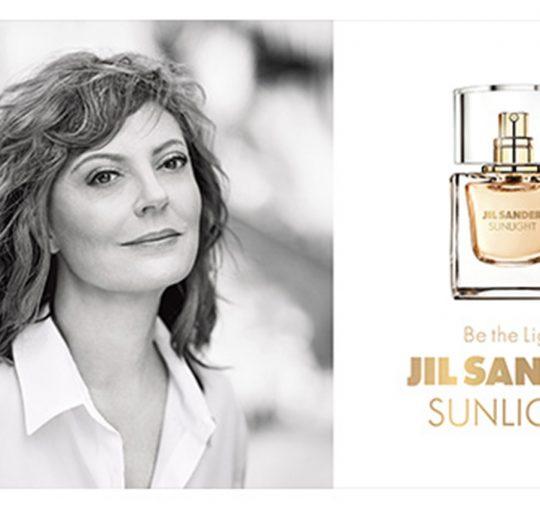 Be the Light mit Jil Sander  Sunlight