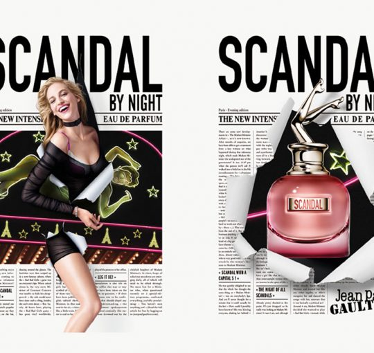 Scandal by Night von Jean Paul Gaultier – Geschenk Aktion