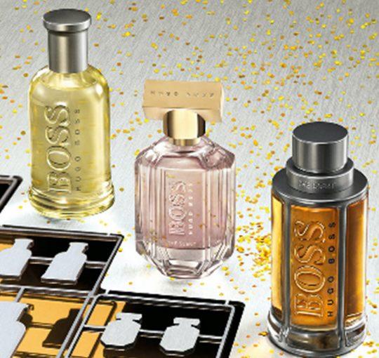 Unverwechselbare Düfte Boss Parfums