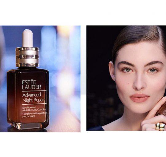 Estée Lauder: Schnelle Reparatur und Hautverjüngende Formel