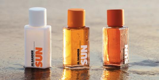 Der neue Duft Sun Parfum
